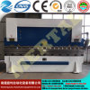 Hydraulic Sheet Metal Bender with High Precision and CNC