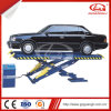 China Manufacturer Double Cylinder Hydraulic Lift Type and Scissor Design Auto Car Lift 4000