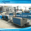 Automatic Hot Sealing and Cutting T-Shirt Bag Making Machine for Shopping Bags