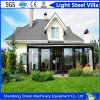 Beautiful Design Australia Standard Prefabricated Light Steel Villa Made of 100% Enviornment Friendly Raw Materials