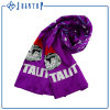 Wholesale Hand Roll-Hemmed Print Fashion Unique Scarf