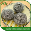 Pot Scourer Stainless Steel Cleaning Ball spiral Scourer