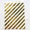 Best Quality Wholesale Foil Gold Striped Party Paper Bags