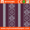Sound-Absorbing Stripe Decorative Wall Paper (MC60807)