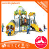 Plastic Swing Slide Outdoor Playground