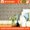 Floral Design PVC Decorative Wallpaper