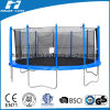16ft Premium Trampoline with Enclosure (HT-TP16)
