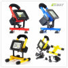 1100lm Portable Highlight LED Floodlight with Power Bank