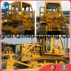Used Caterpillar D7g Tractor-Scraper Bulldozer-Yellow-Coat Cat-3306-Engine 2006~2009 Available-Winch/Blade Crawler