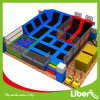 Finest Quality Indoor Big Square Trampoline Park