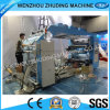 Made in China High Spped 6colour Roll to Roll Flexo Printing Machine