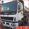 2008 Isuzu Cxz Manual Used Dump Truck-6*4-LHD-Drive 10PE1_Engine New-Battery-Attached