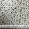 High Quality Scalloped Bridal Lace Fabric (M2208-MG)