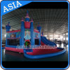 Inflatable Princess Bounce House with Pool