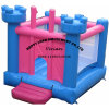 Castle Look Inflatable Jumping Bouncer