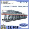 Aluminum Foil Computer Control Multicolor Gravure Printing Machine (paper, gluing machine)