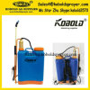 16L Knapsack Manual Sprayer, Brass Pump, Metal Base Sprayer
