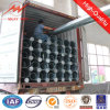 Dodecagonal Conical 12m Electric Steel Pole for Power Transmission