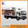Fantastic Truck 5D/7D Cinema Animation Movies for Amusement