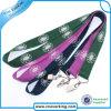 China Factory 2.0cm Silk Printing Logo Badge Reel ID Card Holder Lanyard