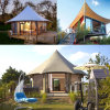 High Quality Custom Luxury Large Hotel House Safari Tent