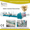 Automatic Folder and Gluer for Carton Making Machine (MJZXJ-1)