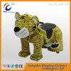 Wangdong OEM Motorized Plush Riding Animals