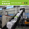 PE LDPE Waste Plastic film pelletizing granulating machine