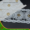 100% Cotton High Quality Embroidery Lace (HSS-1706)