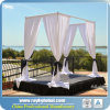 Portable Backdrop Pipe and Drape for Wedding Decoration and Theater Decoration