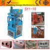 Sy1-10 Interlocking Concrete Blocks Molds Machine Price with video in Youtube