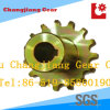 ANSI Wheel Conveyor Chain Sprocket with Long Hub After Surface Treatment