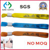 Promotional Music Festival Fabric Wristband Woven Bracelet No Minimum Order