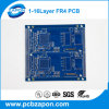 Blue Solder Masker Multi Layer PCB for India Market