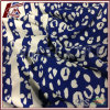 Garment Fabric Two Colors Printed Rayon Silk Blended Fabric