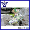 Geniune Leather Combat Military Shoes Camouflage Boots (SYSG-249)