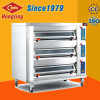 Large Space High Power 3-Deck 9-Tray Luxurious Professional Electric Oven