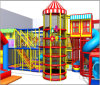 Cheer Amusement Big and High-Quality Kids Indoor Playground