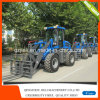 Hydraulick Pallet Fork Wheel Loader From China
