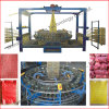 Plastic Leno Mesh Bag Circular Loom Machine Manufacture