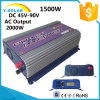 1500W-LCD 110V/230V 45V-90V Wind Power Solar Grid Tie Inverter Ys-1500g-W-D-LCD
