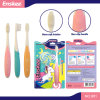 Kid/Child/Children Toothbrush with Nano Bristles, Gift Included The Pack 881