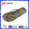 Fashion Leopard Flip Flop for Women (TNK35705)
