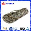 Fashion Leopard Flip Flop for Women (TNK35705)