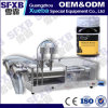 Sfgy-5000-2 Full Pneumatic Double Head Semi Automatic Bee Honey Jar Bottle Filling Machine