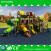 2016 Kidsplayplay New Soft Kids Plastic Outdoor Jungle Gym Playground