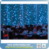 White LED Star Curtain for Wedding Deco