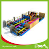 Liben Newest Design Trampoline for Park with Foam Pit