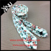 Cotton Printed Slim Fashion Mens Floral Tie