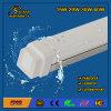 Aluminum SMD2835 40W 130lm/W LED Tri-Proof Light